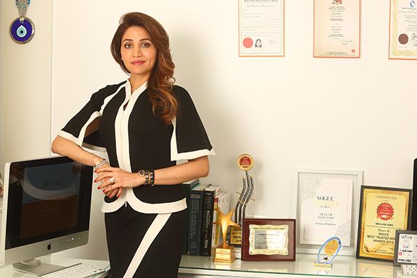 Doctor Geeta Mehra fazalbhoy